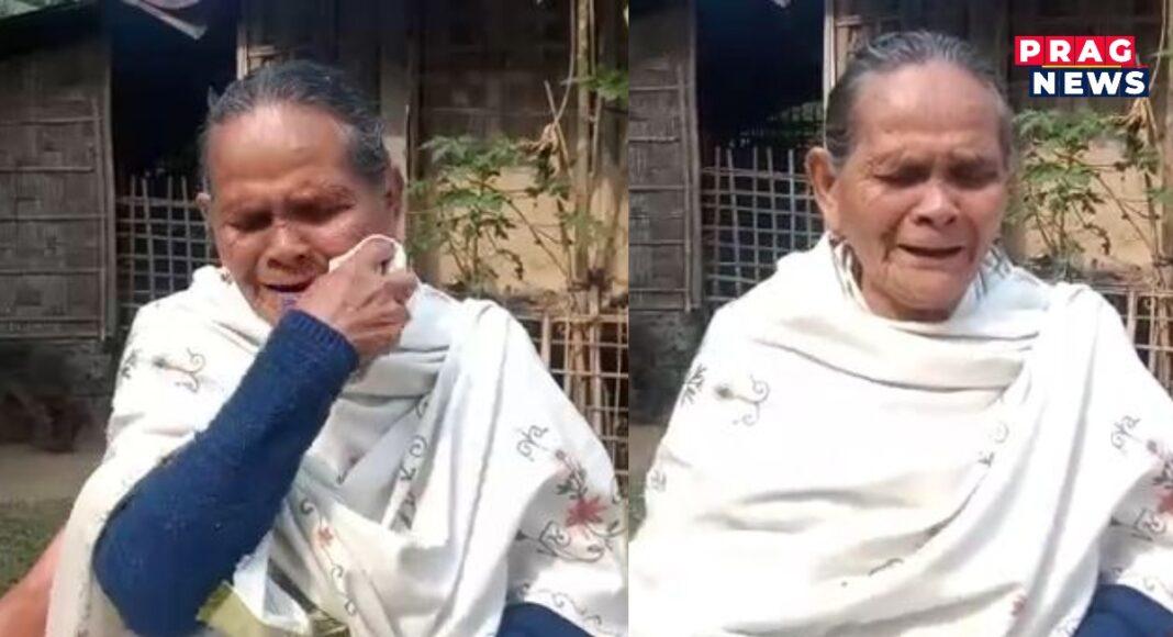 akhil gogoi mother