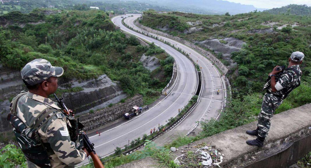 জম্মু-কাশ্মীৰত