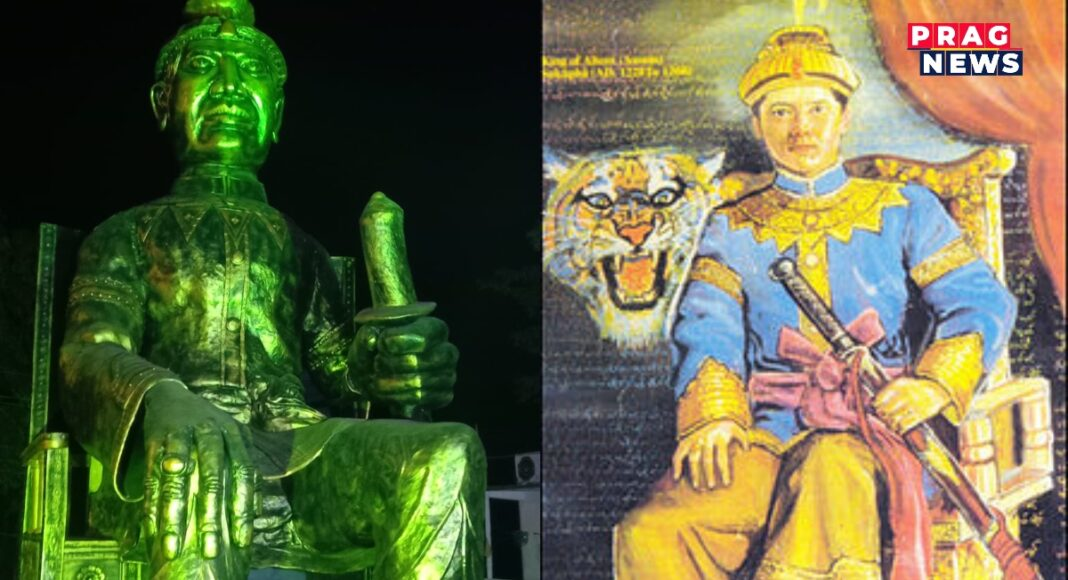 Chaolung Sukaphaa statue