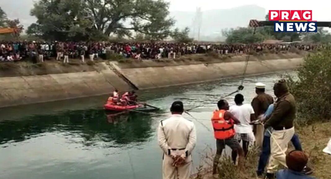 Madhya pradesh bus accident