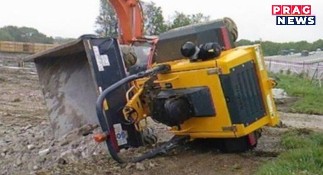 dumper accident