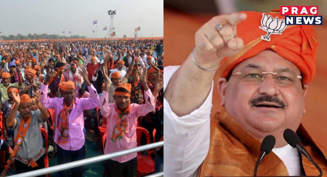 Assam election campaign