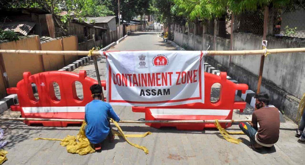 containment zones