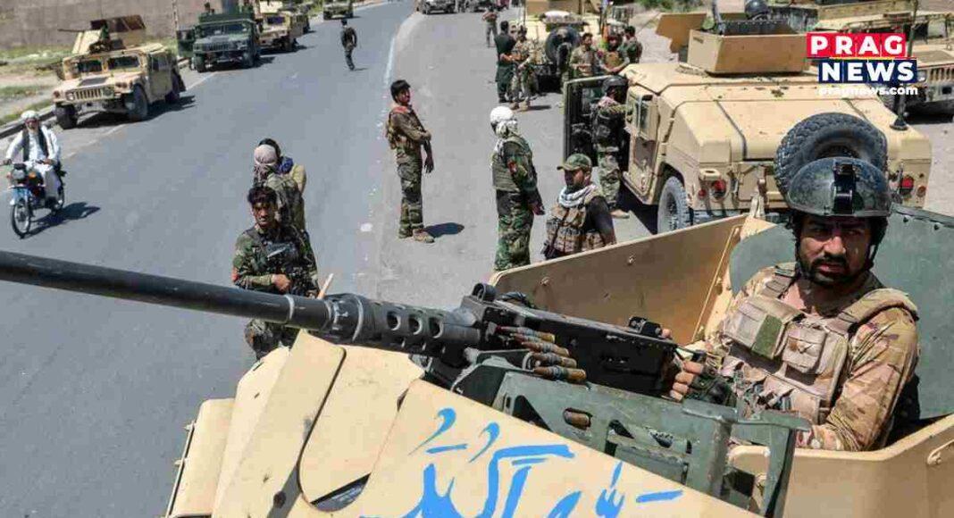 Talibani Attacked