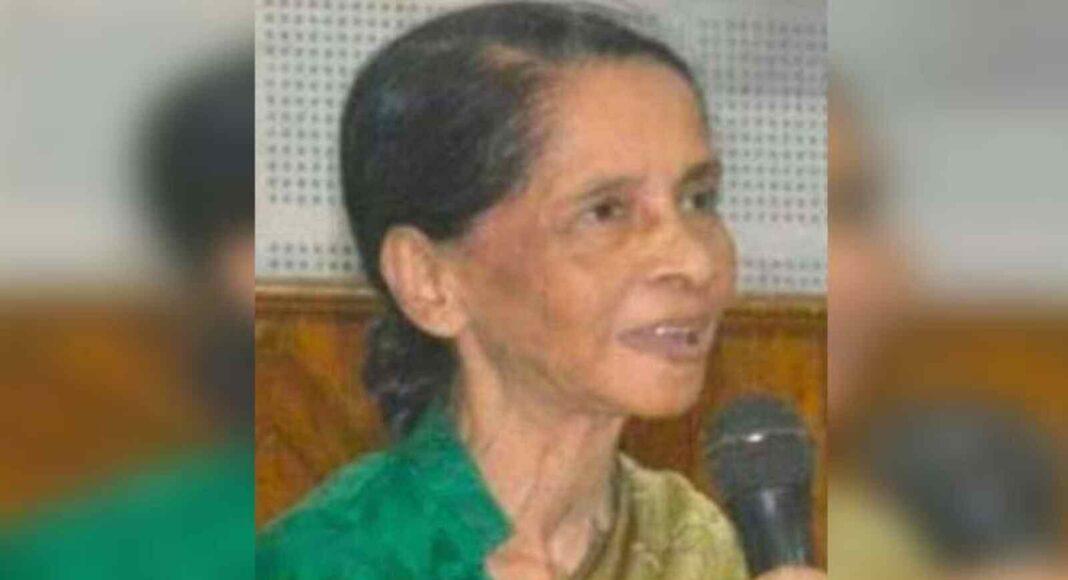 নিৰু হাজৰিকালৈ