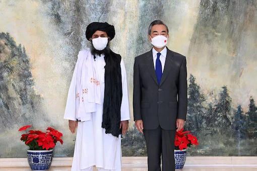 China Taliban Meeting