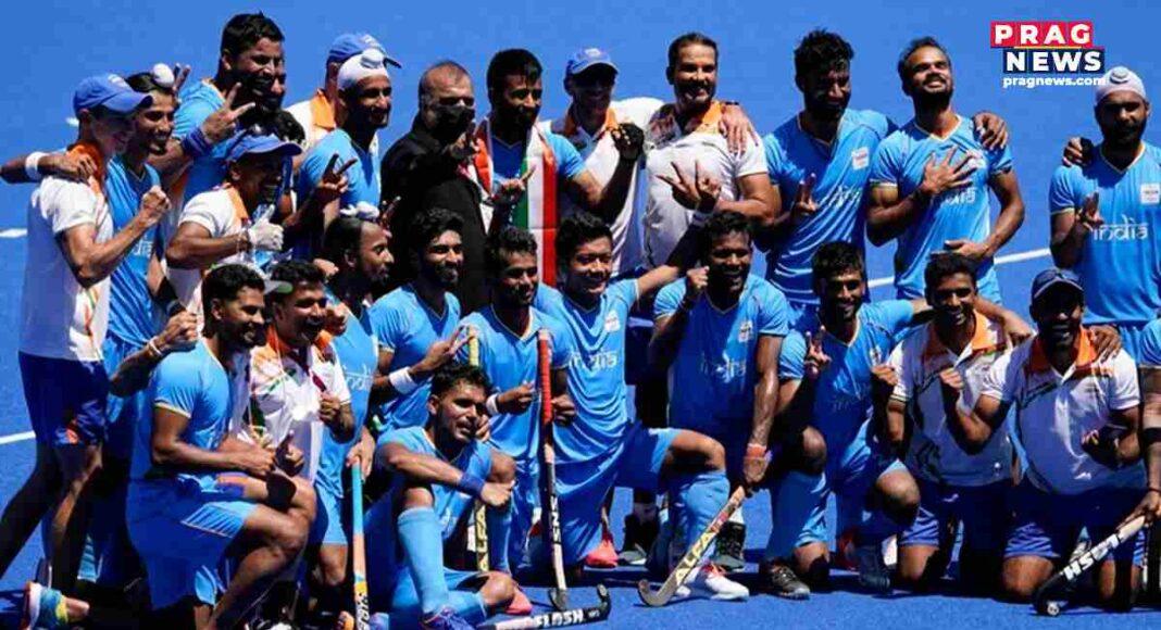 Hockey Team India