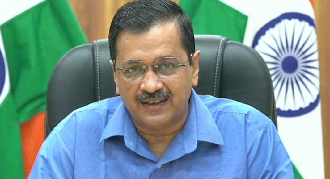 Delhi CM
