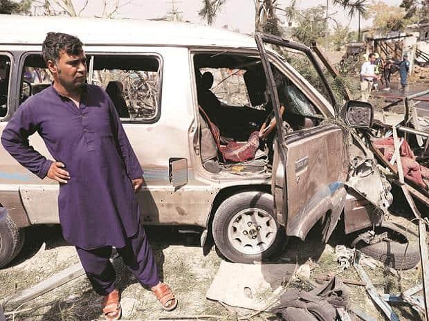 Suicide Bomb Pakistan