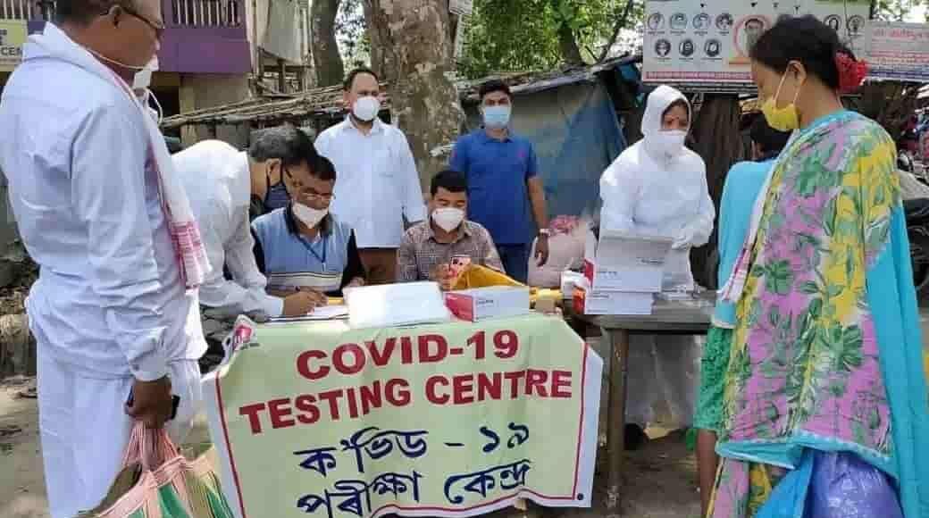 Covid Assam