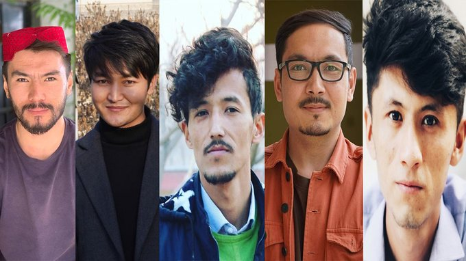 Five Journalists
