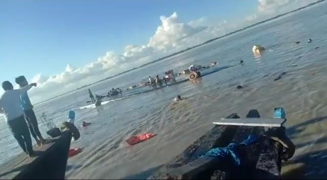 Ferry Accident