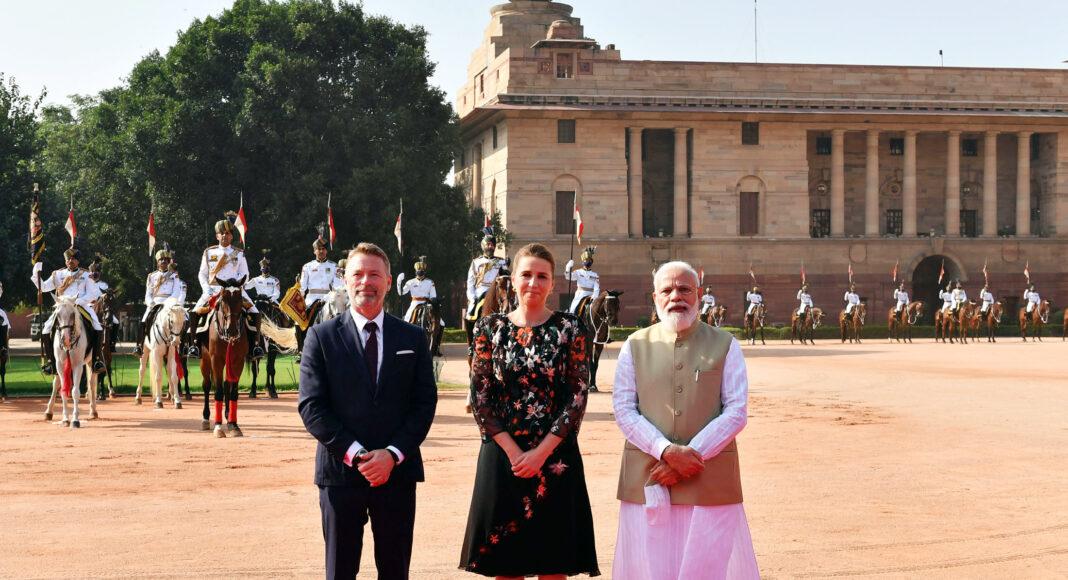 Denmark PM visit